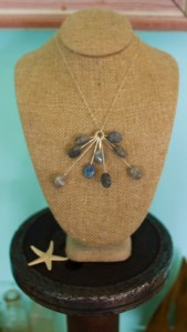Star necklace_Foamy wader